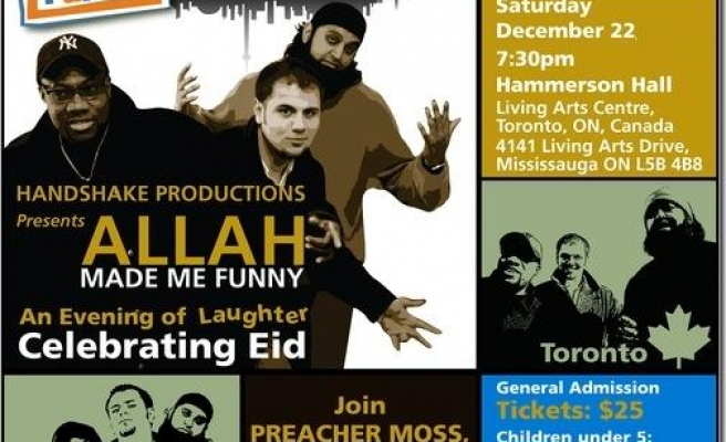 Allah Made Me Funny