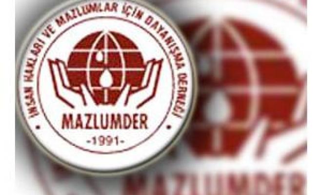 Mazlumder Konferansı
