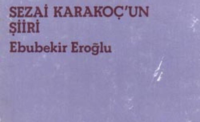 Ebubekir Eroğlu'nun önemli eseri