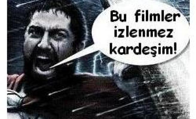 Türkiye'de Bu Yapımlar İzlenemez!