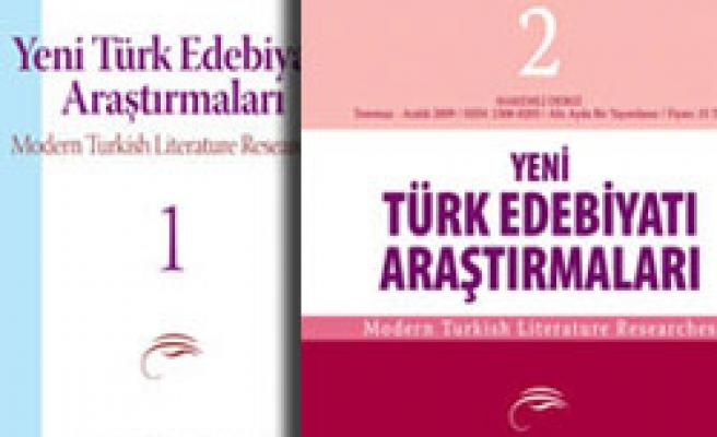Yeni bir akademik dergi!