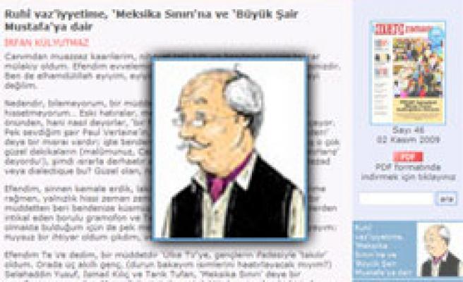 Mustafa Akar'ı mı tanıyamadı?!