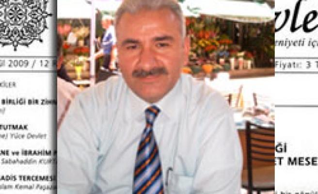Haydar Murat Hepsev'in dergisi!