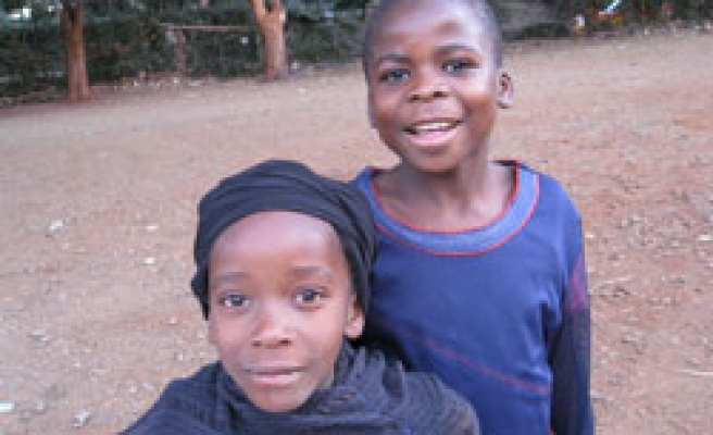 Kenya'dan geçti yolumuz