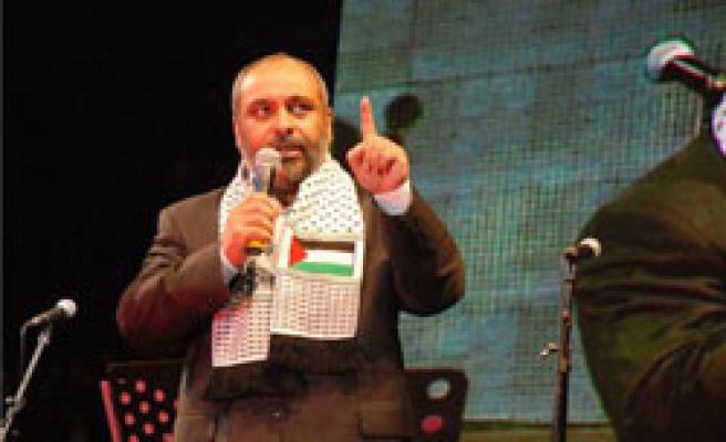 Gazze Gemisi'ne destek gecesi