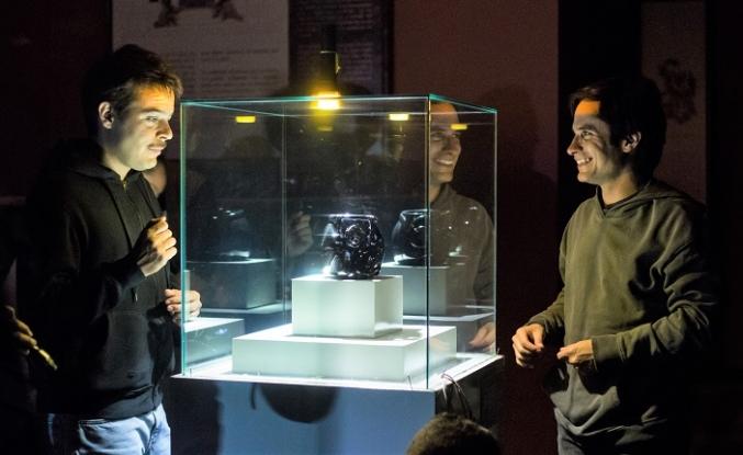 Kayıp medeniyetin izinde bir film: Müze