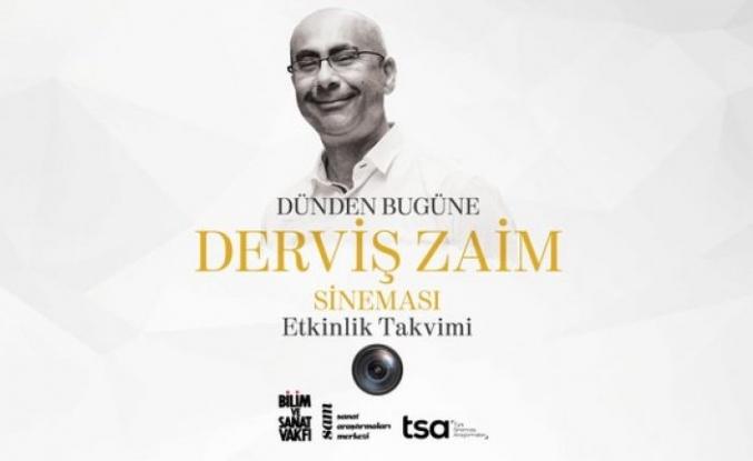 ''Dünden Bugüne Derviş Zaim Sineması'' programının etkinlik takvimi