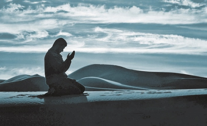 Himmetini yükselt, ilmi Allah'tan al