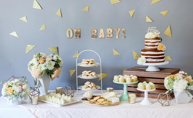 Yeni bir tüketim çılgınlığı: Baby shower partileri