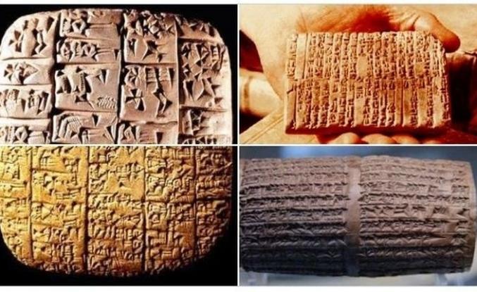 Tevrat'tan 1500 sene öncesine ait Ebla tabletlerinde adı geçen peygamberler
