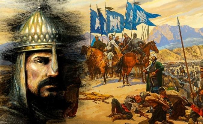 Mateos Vakayınamesi'nde Sultan Alparslan ve Romen Diyojen