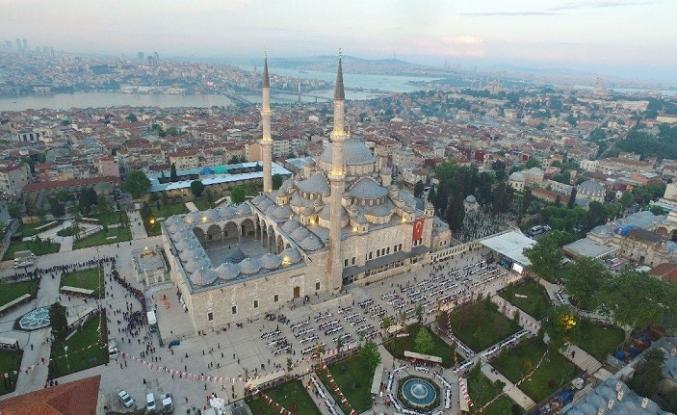 """""""Emin Saraç Hocaefendi ile Fatih Camii çevresinde..."""