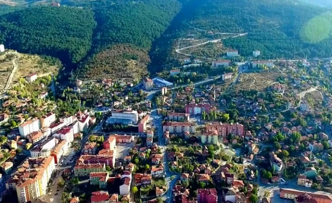 Bozkırın çam kokulu şehri Yozgat