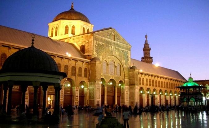 Huzurdan kaosa peygamberler şehri: Şam-ı Şerif