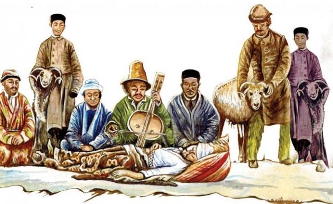 İslâm'dan dünyaya yayılan musiki zevki