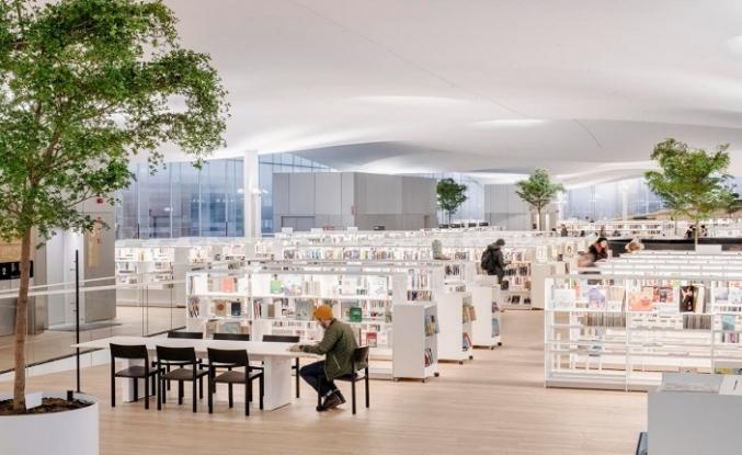 Nasıl bir kütüphane? - 1