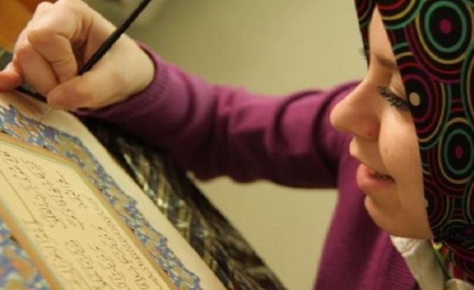 """Zeynep Kılıç Seyhun: """"Sanat adına güzel olan ne yapıyorsak bizden değil Allah'tandır."""""""