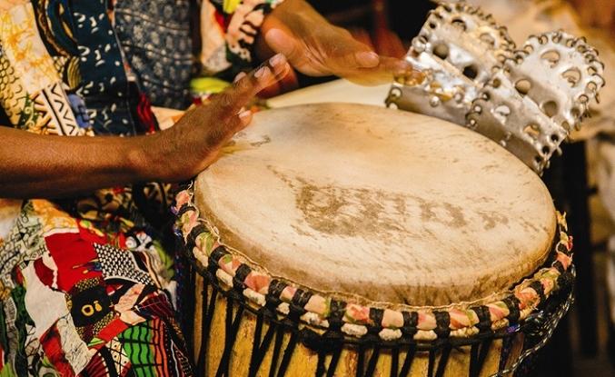 Afrika müzik evreni