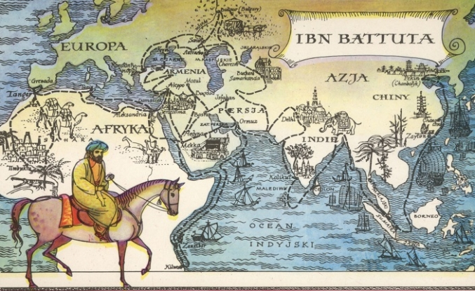 İbn Battuta Anadolu'da