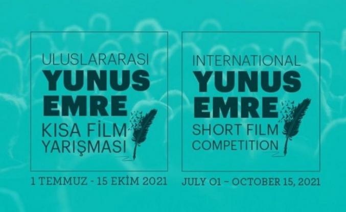 Uluslararası Yunus Emre Kısa Film Yarışması'na başvurular 15 Ekim'de son bulacak