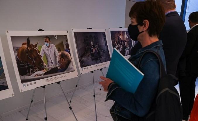 Istanbul Photo Awards 2021 Sergisi New York Türkevi'nde açıldı
