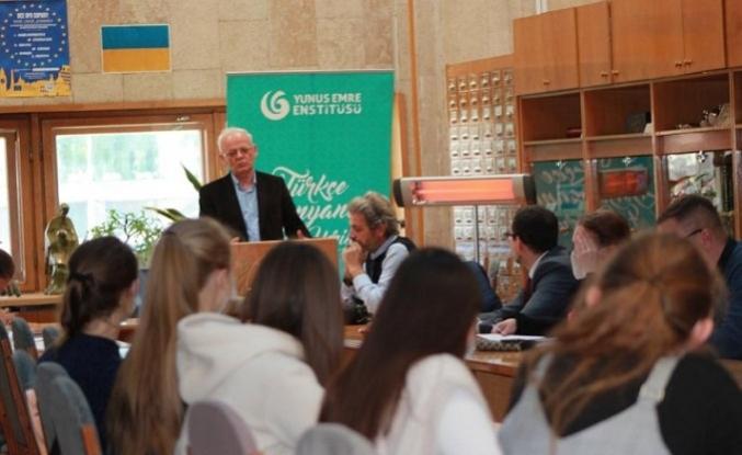 """Kıyiv'de, """"Yunus Emre ve Ukrayna'daki Dini Felsefi Düşünce Geleneği"""" konferansı gerçekleştirildi"""