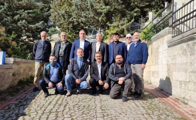 TYB İstanbul Hasan Nail Canat'ı unutmadı